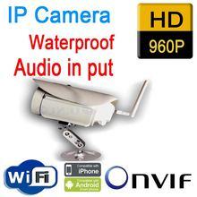 Ip камера беспроводная wifi 960p hd наблюдение инфракрасная