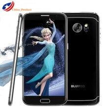 "BLUBOO Bord Mobile Téléphone 5.5 ""HD Double Face Curvy 4G LTE MTK6737 Quad Core 2 GB RAM 16 GB ROM 13MP Android 6.0 OTG d'empreintes digitales"