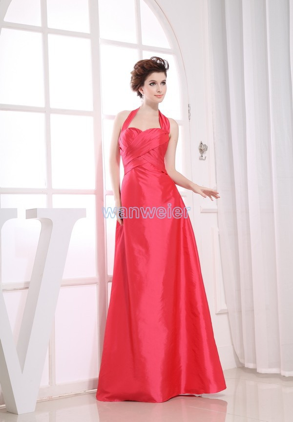 free shipping vestidos formales 2016 high quality designer bride maid   dresses   red party maxi   dresses   long   Bridesmaid     Dresses