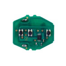 MLLSE Remote Control Circuit Board For BMW 3 Button 315/433MHz Without Key Shell AA2826