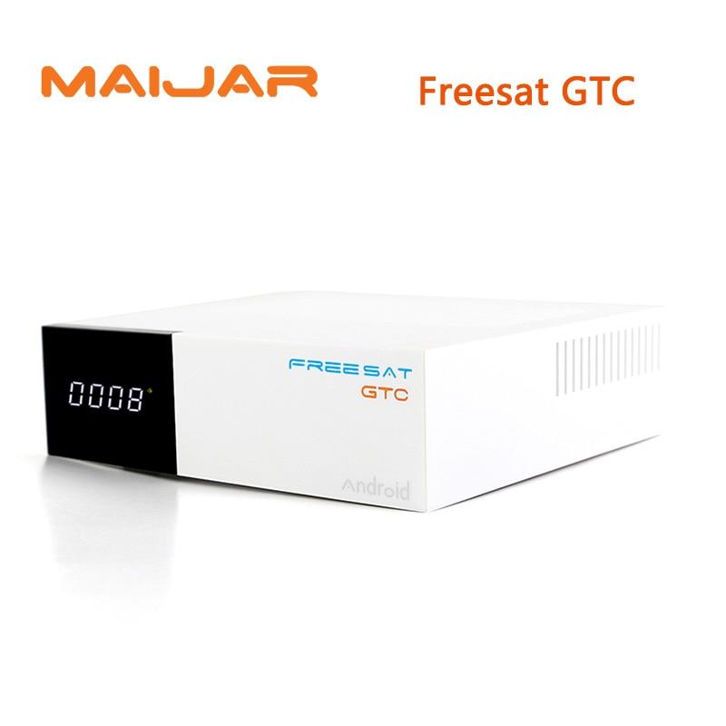 5pcs FREE SAT OTA Freesat GTC S905D Android 6.0 TV Box DVB-S2/T2/Cable/ISDB-T Digital Satellite Receiver Combo full hd 1080p tv box dvb t2 s2 combo digital video broadcasting receiver box