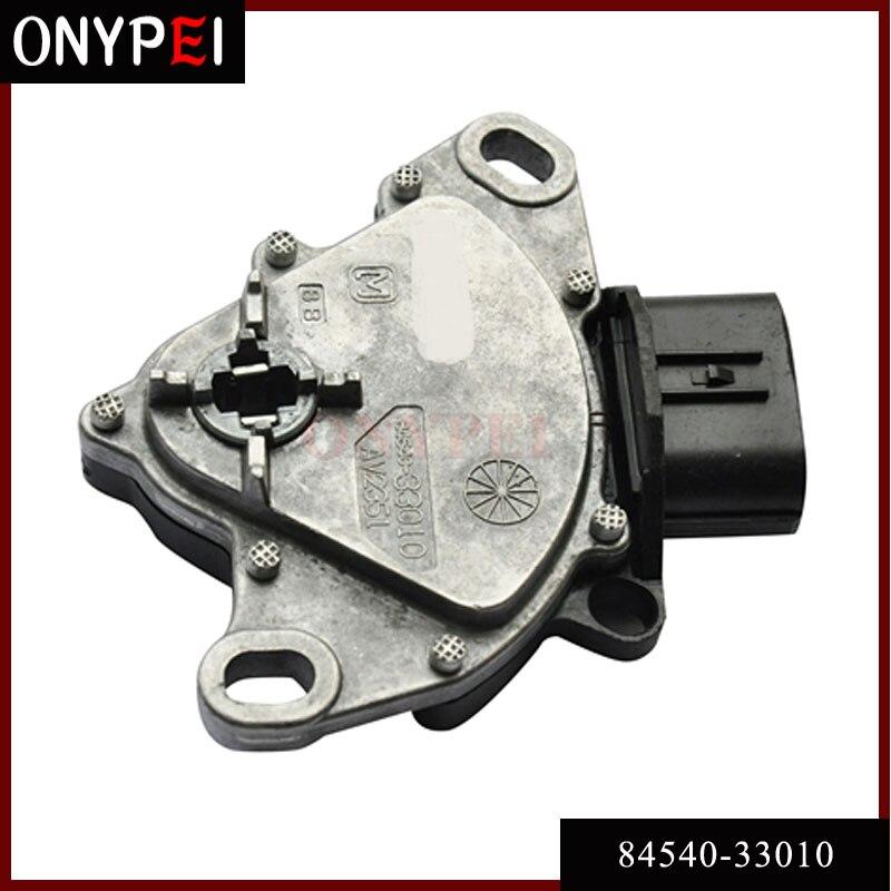 Neutral Start Switch 84540 33010 For Toyota Avalon Camry Lexus ES RX350 Scion tC 8454033010