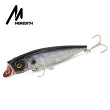 MEREDITH 2015 fishing Hot Model quality fishing lures,wobblers VIB 90mm 12g, hard baits 0-0.3M FLOATING