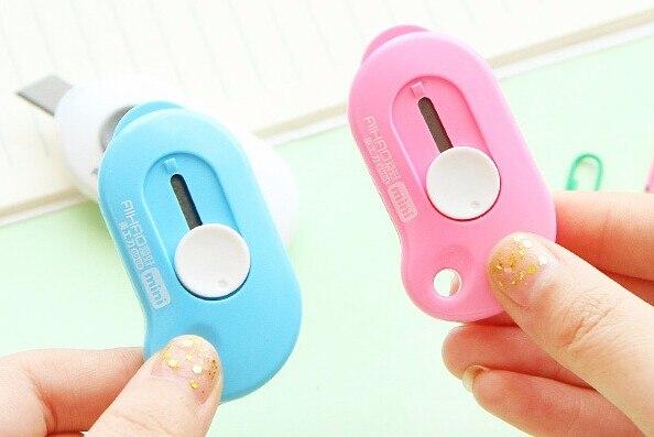 1Pcs New Cute Solid Color Mini