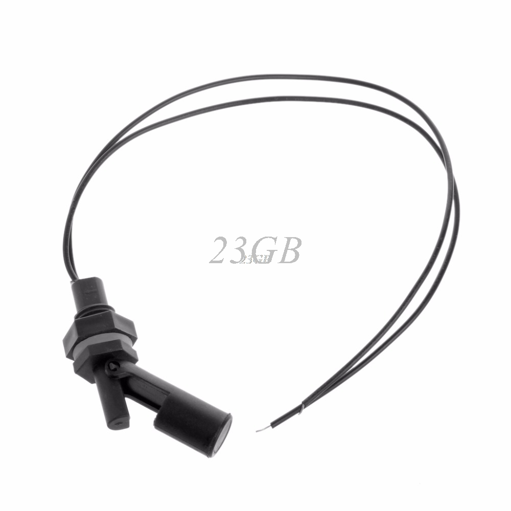 Sensor Horizontal Float Switch 100V Liquid Water Level For Aquariums Fish Tank JUL05_15 4a 8a level float switch pp water level control for water pump water tower tank normally closed