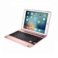 New Wireless Coque for iPad Air Cover with Keyboard 9.7'' A1474 A1475 A1476 Bluetooth PVC for Apple iPad Air Keyboard Case
