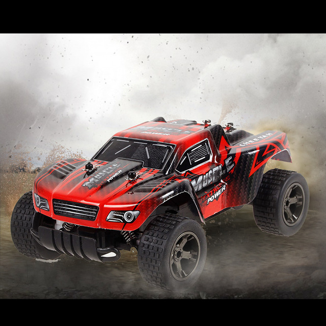 1:20 2.4G 2WD RC Car Radio Controlled Toys For Kids Boys Off Road RTR Racing Remote Control Car Machines On The Remote Control striped two tone tee