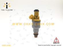 Inyector de combustible para VOLVO 240/740/940/760/780. PEUGEOT 405/505 OEM: #0280150762
