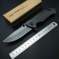Engraved Folding Knife With CNC Super Handle Stainless Steel Blade Personalized Fishing Tools Outdoor EDC Birthday