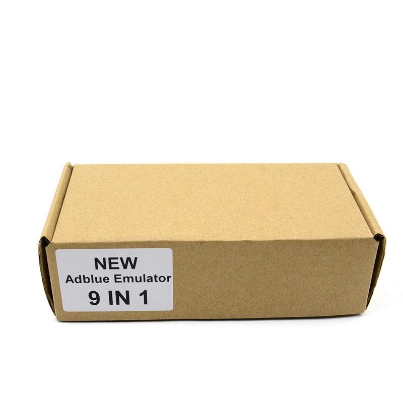 Adblue 8 в 1 8в1 обновление до Adblue 9 в 1 Универсальное не требуется программное обеспечение 9в1 AdBlue коробка эмуляции для мультибрендовых грузовиков