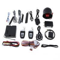 ПКЕ смартфон начать автомобиль Smart Alarm удаленного инициирование Системы Start Stop Engine Системы Авто Центральный замок вибрации сигнализации