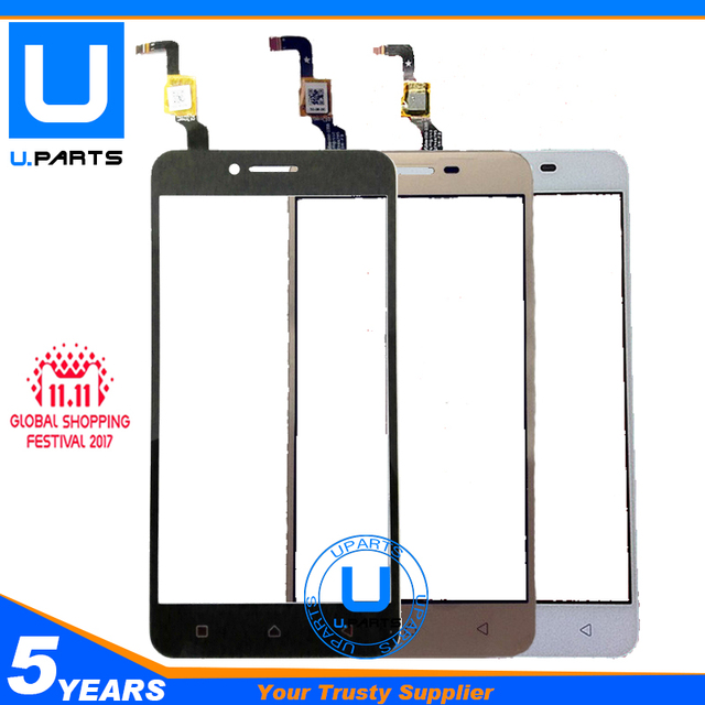 New Arrival Touch Screen For Lenovo Vibe K5 Plus A6020 A6020a40 A6020a46 K5 Black White Gold Sensor Digitizer Panel 1PC/Lot