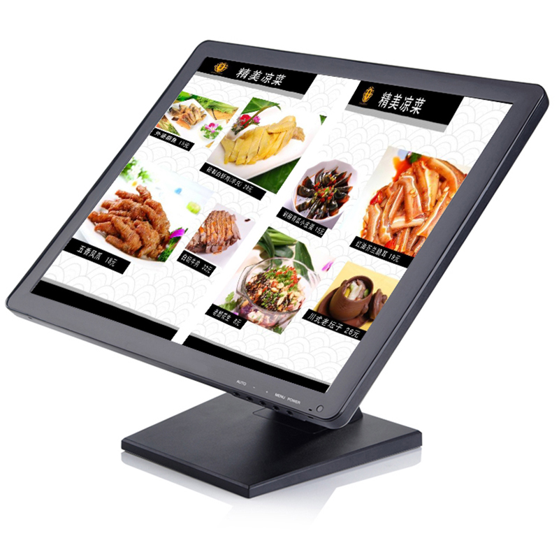 1024*768 15 inch 4 wire resistive lcd desktop touch monitor with USB/VGA/HDMI/AV/BNC Interface 8 inch 4 3 1024 768 metal shell 4 wire resistive touch screen monitor 8 inch multi function monitor vga hdmi touch monitor