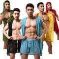Pijamas dos homens de Lazer das Famílias Nets Sexy Vestido Sem Mangas Tops Do Sono (para não Incluir Calções)