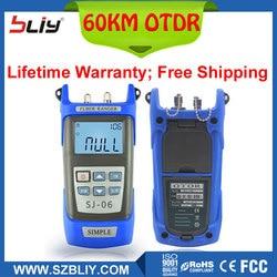 Free Shipping Palm Brands Fiber Optic Otdr Machine optical fiber ranger, Optic Sm Mm Fiber Optical Tester Mini Precio Price Otdr