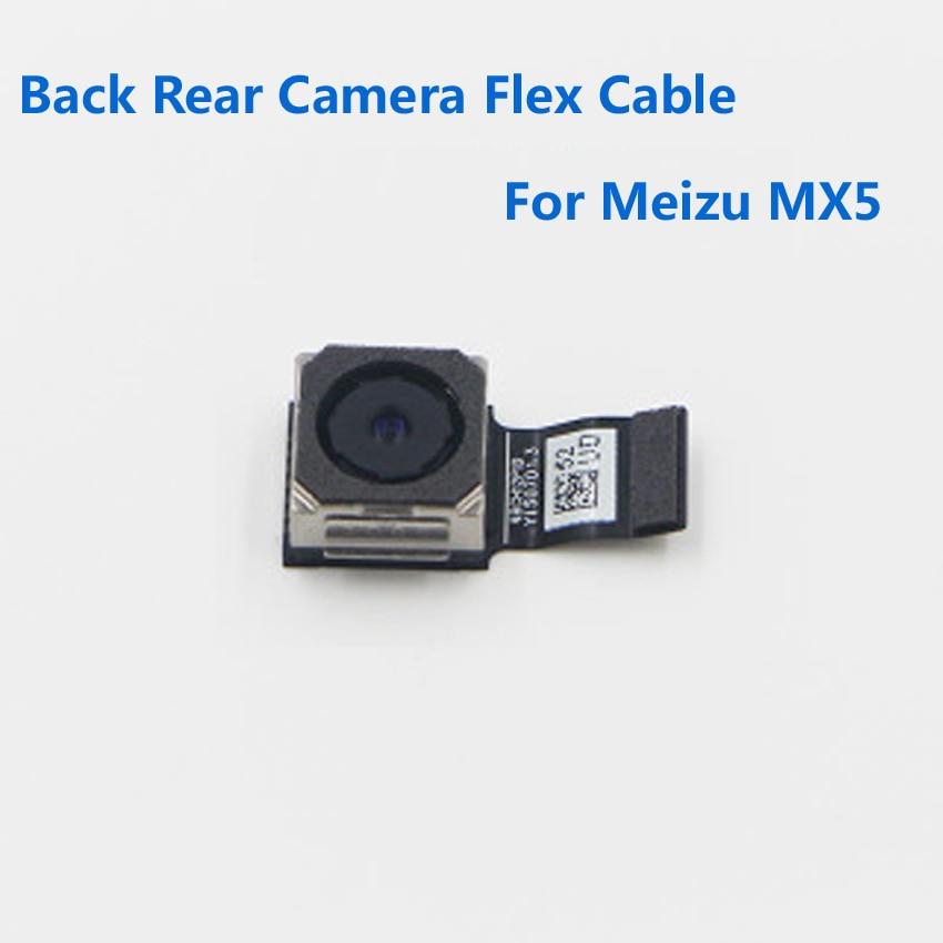 imágenes para 100% Garantía MX5 MX5 Big Cam Módulo de Cámara Trasera trasera Para MEIZU MX 5 Cámara Principal Móvil piezas de Repuesto de Reparación