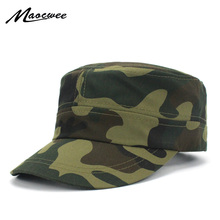 Camuffamento Militare Cappelli Uomini Berretto Tattico Cappello di Snapback  di Alta Qualità Bone Papà Cappello Trucker 3864af85b13a