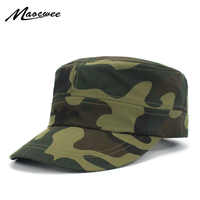 Camo Camouflage Military Hats Men Tactical Cap Snapback Hat High Quality Bone Dad Hat Trucker Navy Army Air Force Flat top hat