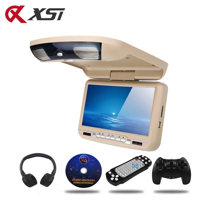 XST 9-palčni zaslon za nadgradnjo avtomobila na zaslonu LED zaslon - Avtomobilska elektronika - Fotografija 1