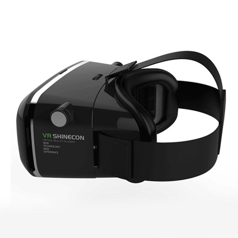 d9fdcdda2b554e VR Shinecon 3D VR Bril Universele Virtual Reality Gratis Controller Video  Bril Voor iPhone Smartphone + Mocute Gamepad 050 in VR Shinecon 3D VR Bril  ...