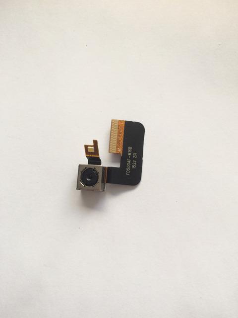 Usado Original Voltar Câmera Traseira Módulo Para Oukitel U7 5.5QHD 8.0MP MT6582 Quad Core Frete Grátis + Número de Rastreamento