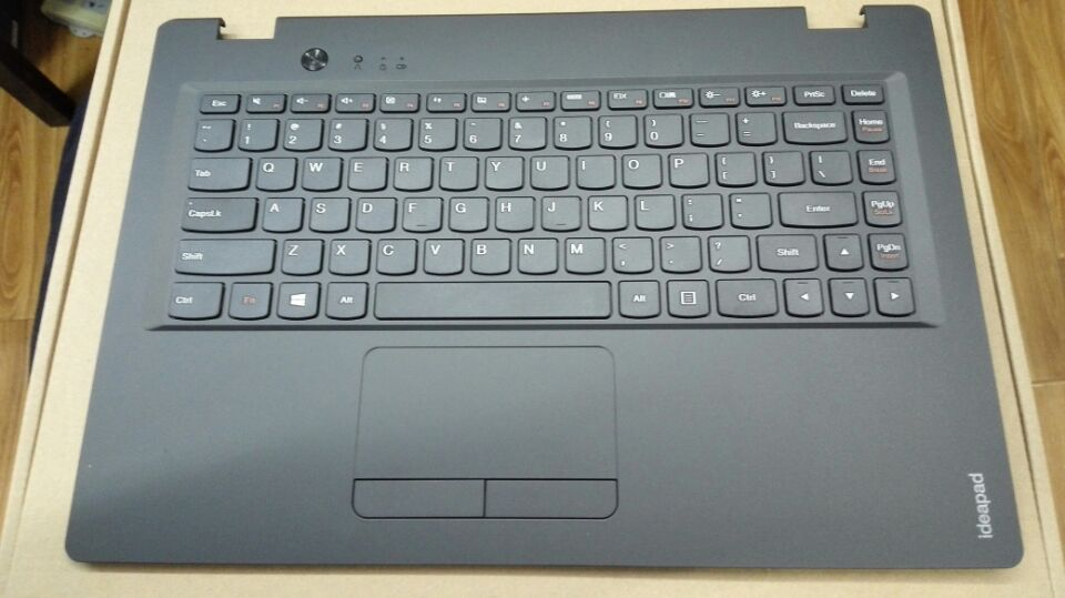 lenovo original brand new IdeaPad100S-14IBR Keyboard hand support host upper cover  COVER Upper Case 3N 80R9 W/KB US BLK