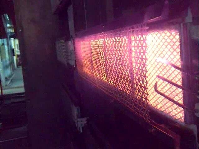Quemador de convección de aire infrarrojo de gas Quemador de - Cocina, comedor y bar - foto 2