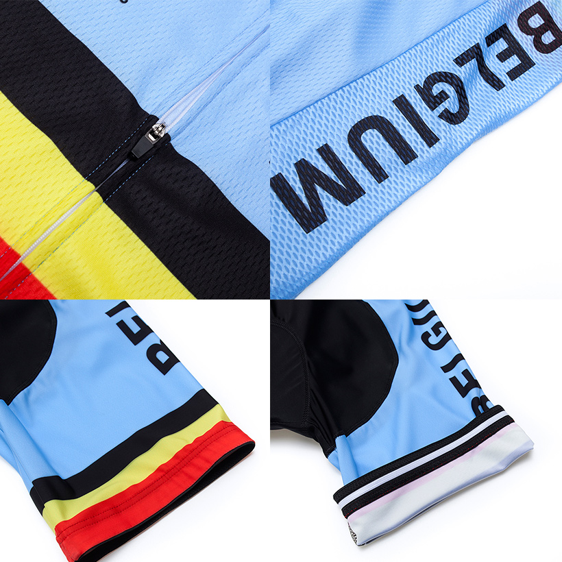 Camisa de Ciclismo Maillot Mtb Terno Mountain Bike