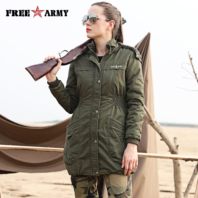 Brand Quality 2016 Fashion Women Parka Winter Jacket Female Long Warm Parkas Coat Thick Hoody Winter Coats & Jackets GS-8372A  high quality womens coats winter fashion women parka winter jacket female long white duck down parkas coat thick hoody coat