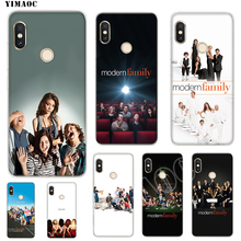 YIMAOC Modern Family Soft Silicone Case for POCOPHO