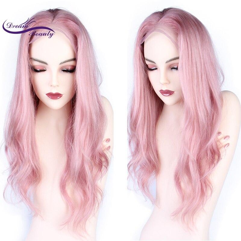 Dream Beauty Brazilian Remy Human Hair Rose Gold Blond