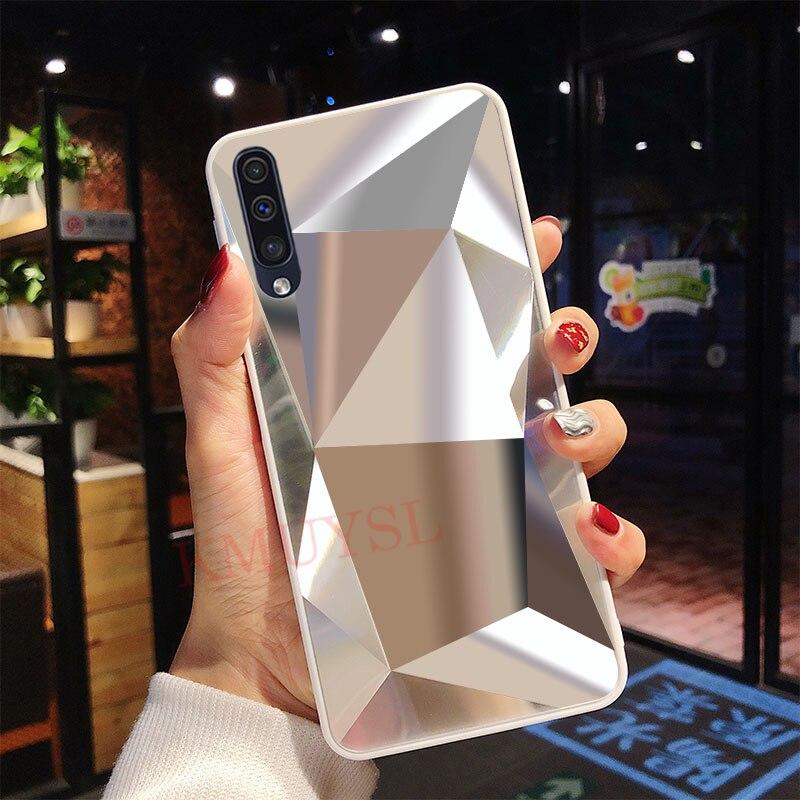 Чехол для Samsung Galaxy A50, роскошный блестящий чехол с бриллиантами для Samsung M30 A10 A20 A30 A40 A60 A70 A80 S10 Note 10 Plus, чехол - Цвет: 8