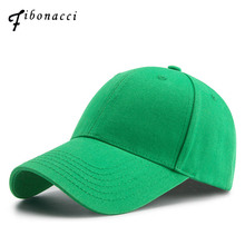 Fibonacci high quality brand green baseball cap cotton classic men women hat snapback golf caps brand new high quality 2017 kids baseball caps baby has