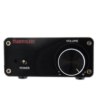 YJ20 black 2 channel Hifi Digital Audio Power Amplifier 100W TPA3116 mini Home Audio video Amplifier