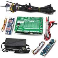Tkdmr nova ferramenta de teste painel led tela lcd testador para tv/computador/portátil reparação inversor embutido 55 tipos programa frete grátis