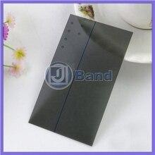 10pcs/lot A+ Quality LCD Polarizer Film Polarization Polarized Light Film For Samsung Galaxy Note 1 2 3 4 5 mini Lite