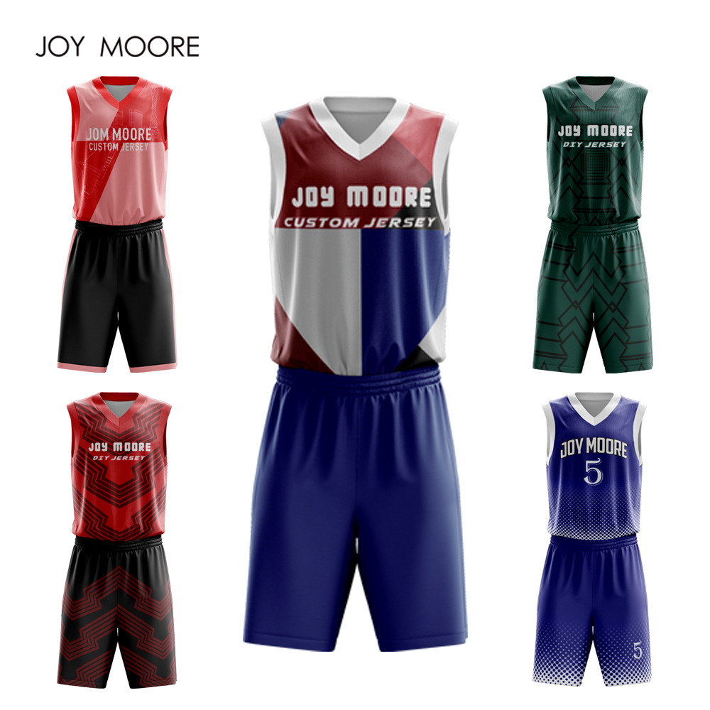 6689b5d509f build your own basketball jersey t shirt basketball jerseys basketball  singlet-in Basketball Jerseys from Sports   Entertainment on Aliexpress.com
