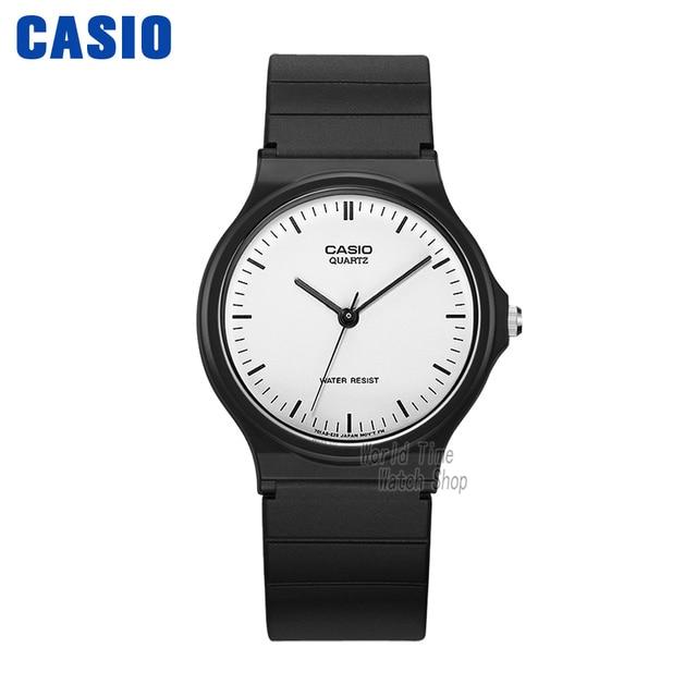 5ca1706855ec Reloj Casio analógicas de los hombres y las mujeres de cuarzo reloj  deportivo conveniente correa de