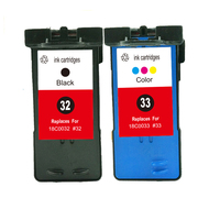For Lexmark 32 33 Ink Cartridge For Lexmark P315 P4330 P4350 P450 X5410 X5450 X5470 X7300