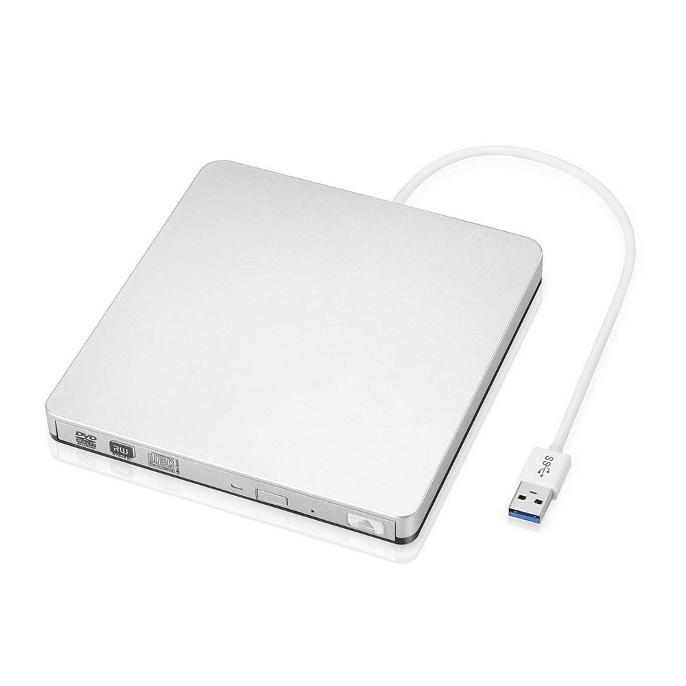 CD / DVD-RW external hard drive for Mac OS or other portable computer / desktop Windows 2000, XP, Vista, 7, 8 with USB 3.0 cable maikou universal external usb 3 0 dvd drive for computer