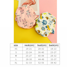 Cartoon print dog jack Spring Summer cloth