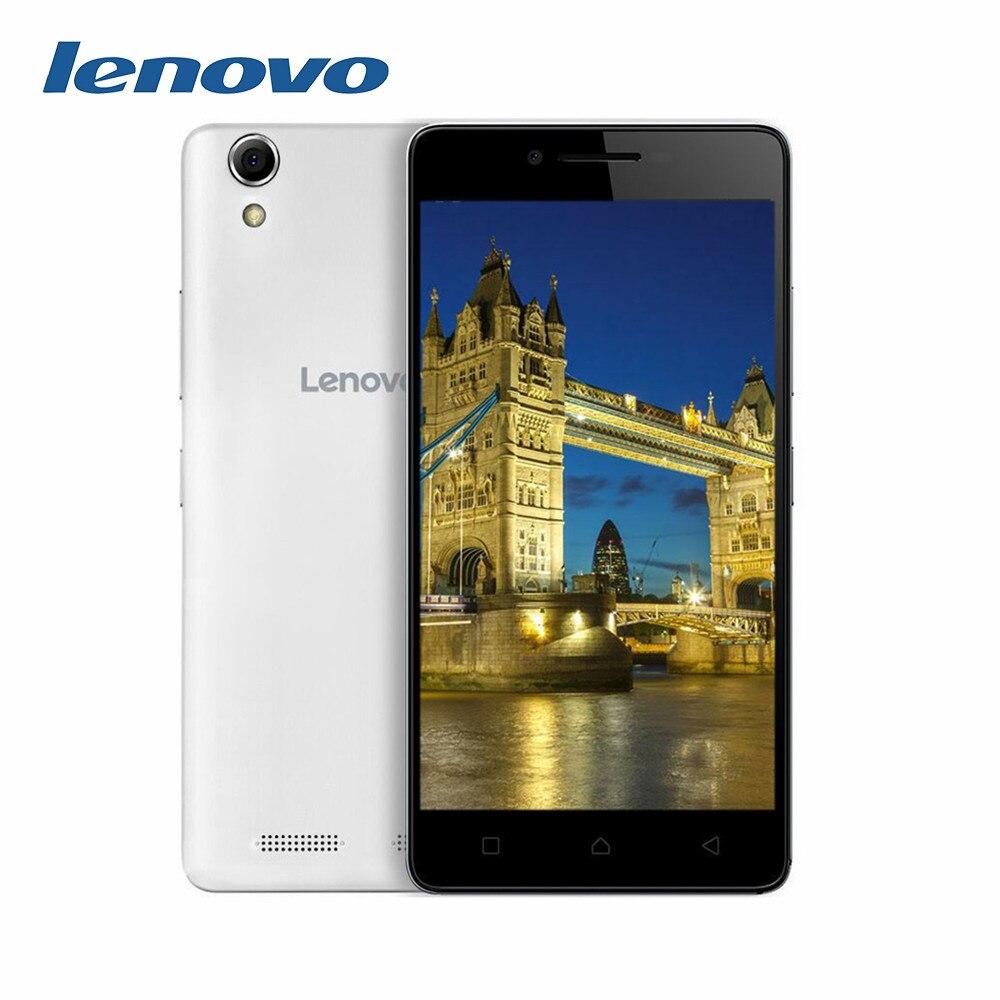 "Цена за Оригинал 5.0 ""ips hd lenovo k10e70 snapdragon 210 android 6.0 4 г fdd lte смартфон 1 ГБ ram 8 ГБ rom 8mp dual sim 2300 мАч"
