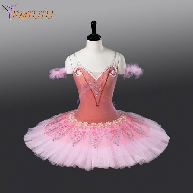 ed09d3392 Online Shop adult pink professional ballet tutu classical ballet ...