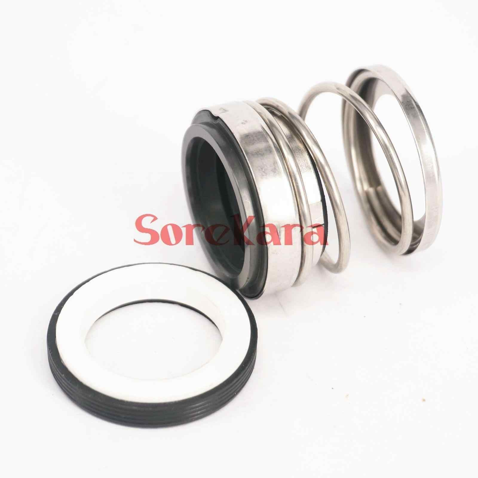 12-40mm Binnendiameter Waterpomp Mechanische asafdichting Single Coil Spring Cermic/Carbon Voor Schoon Water pomp In-line Pompen