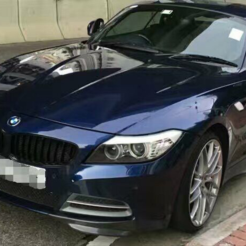 E89 Z4 Carbon Fiber Car-Styling Front Bumper Splitter Cover Trim for - Auto Replacement Parts - Photo 4