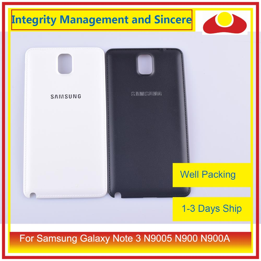 Image 5 - Original For Samsung Galaxy Note 3 N9005 N900 N900A N900T N900V N900S Housing Battery Door Rear Back Cover Case Chassis Shell-in Mobile Phone Housings & Frames from Cellphones & Telecommunications
