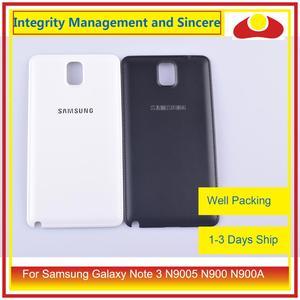 Image 5 - מקורי עבור Samsung Galaxy הערה 3 N9005 N900 N900A N900T N900V N900S שיכון סוללה דלת אחורי כיסוי אחורי מקרה מארז פגז