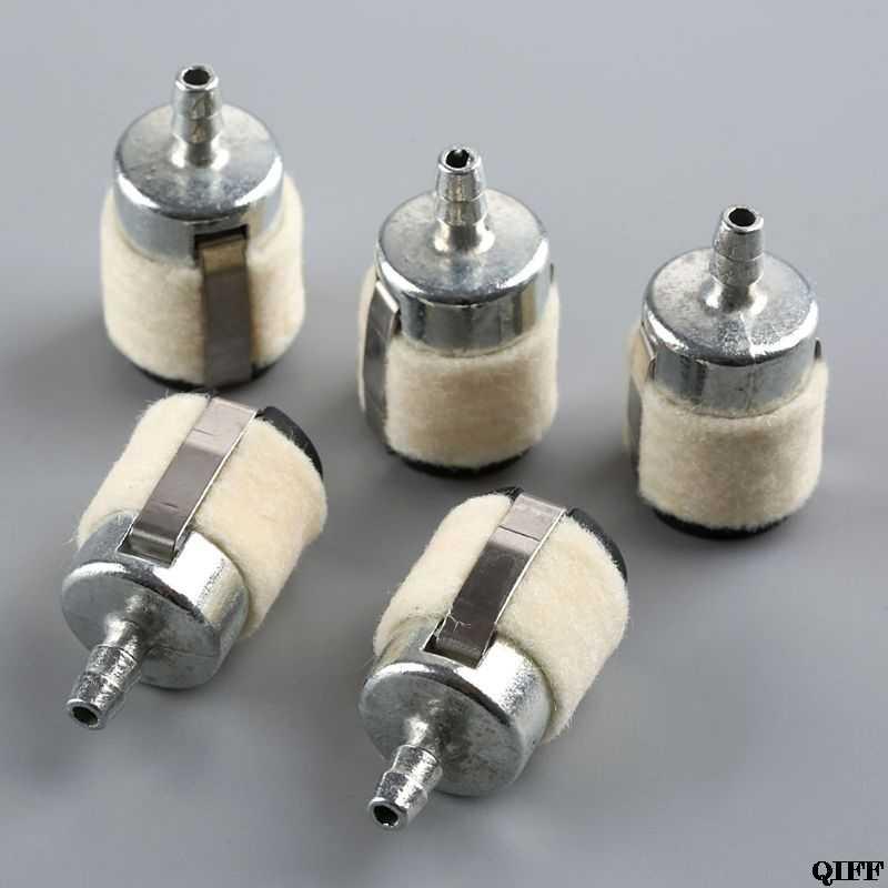 Motosierra cortadora de jardín filtro de aceite de maquinaria herramientas de jardín accesorios filtro de combustible para Weedeater Poulan recorte artesanal MAY28