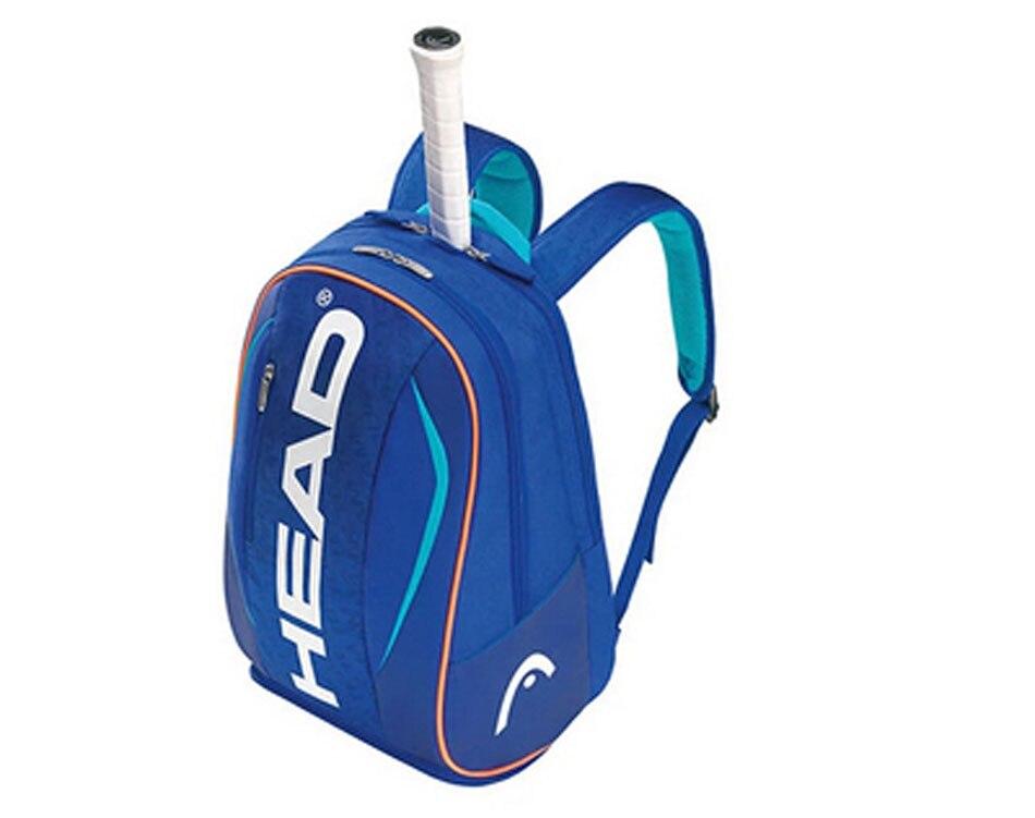 HEAD Tennis Racket Bag Large Tennis Backpack Head Badminton Bag Sports Raquetas De Tenis Backpack Head