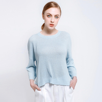 2017 New Spring Women T Shirts Sweater Womens Jumper O Neck Casual Loose Pullovers Summer Knitwear